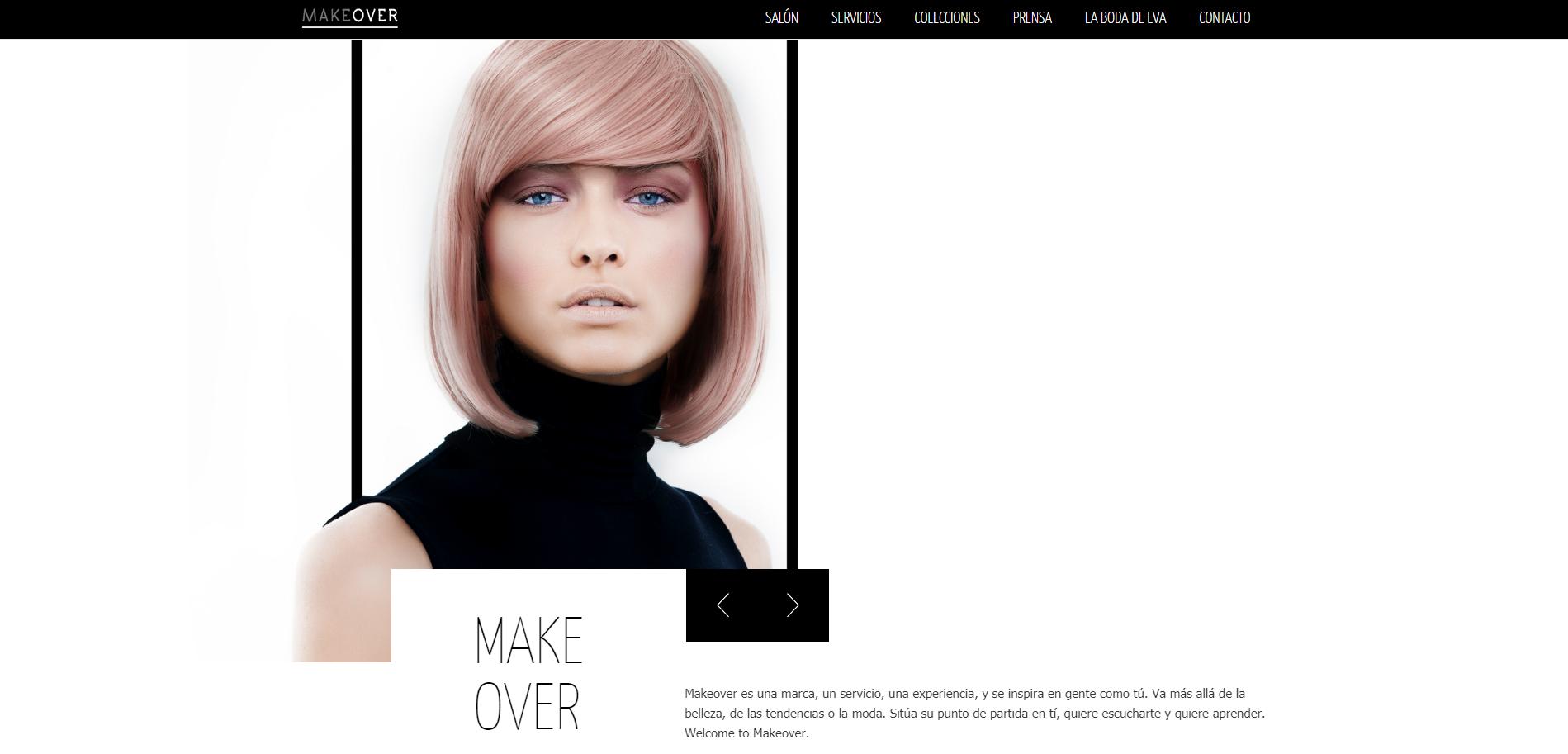 Diseño Makeover